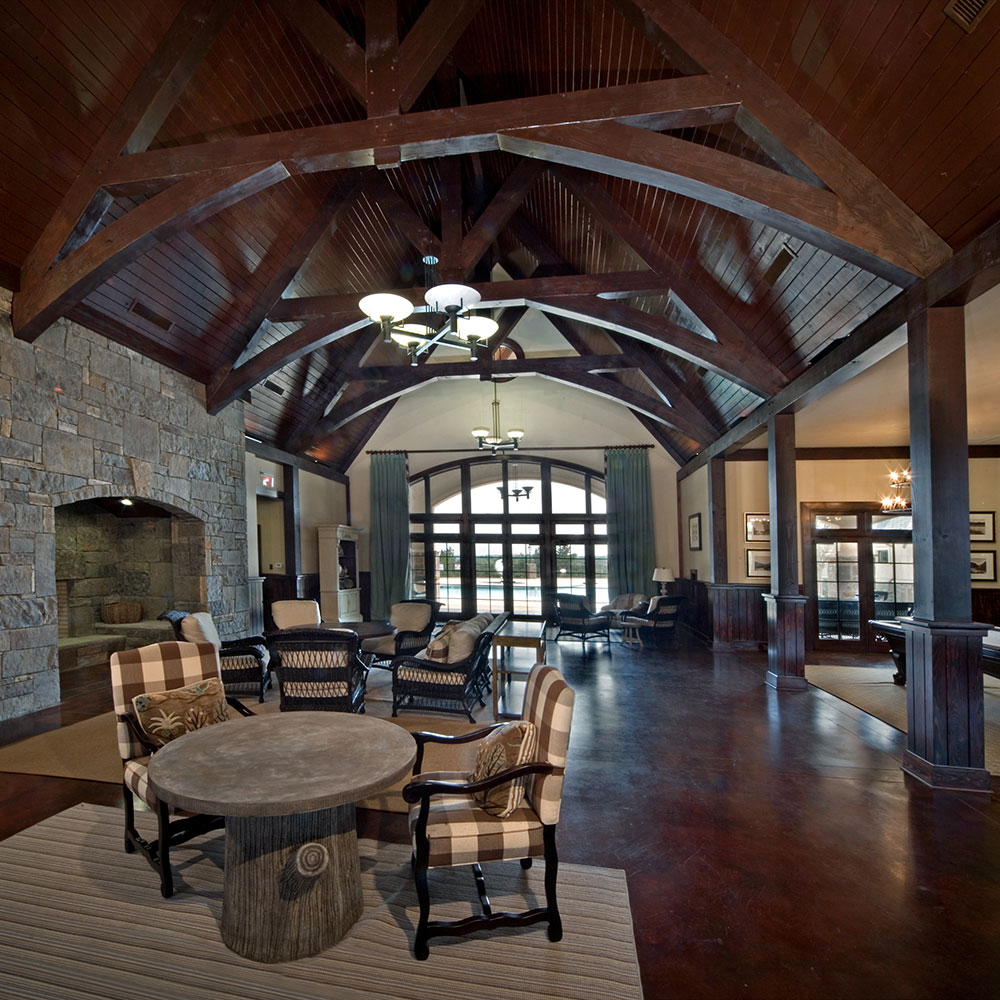 Reflection Pointe Clubhouse Interior