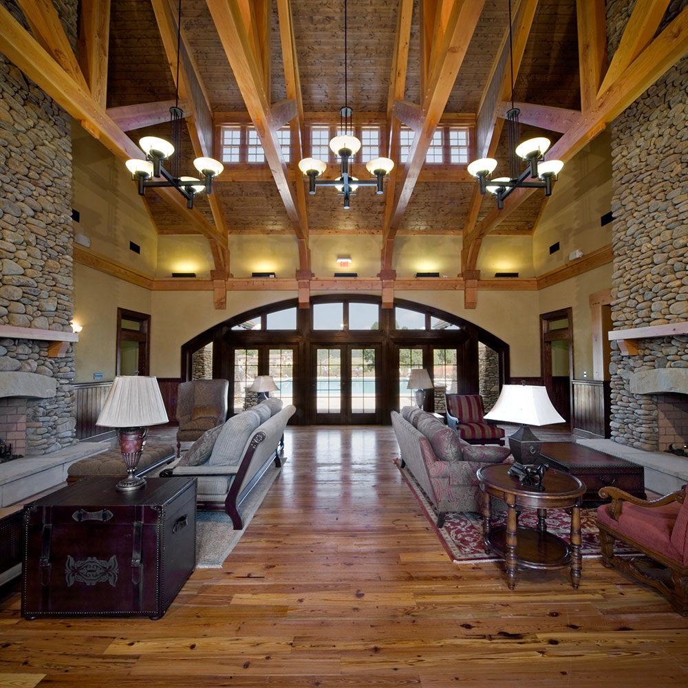 Skyecroft Clubhouse Interior