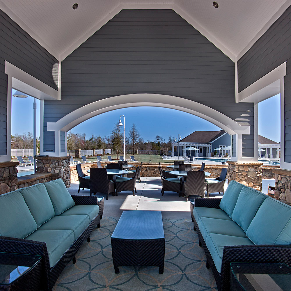 Summerhouse Clubhouse Breezeway