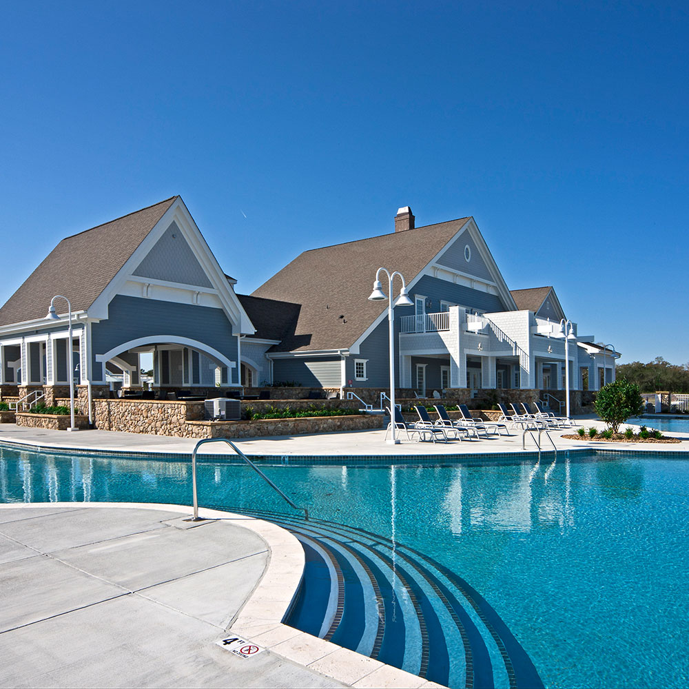 Summerhouse Clubhouse Pool