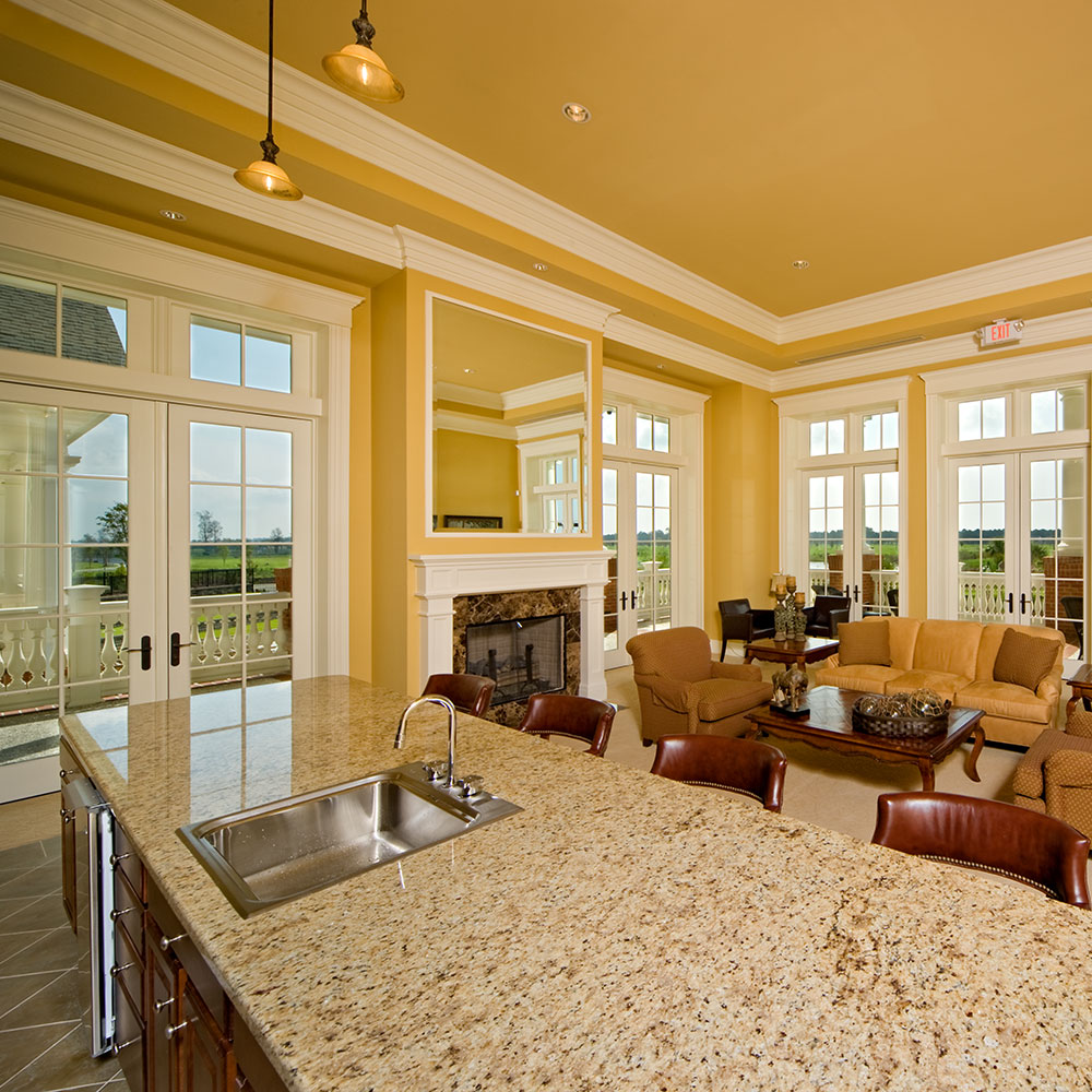 Waterway Palms Clubhouse Interior